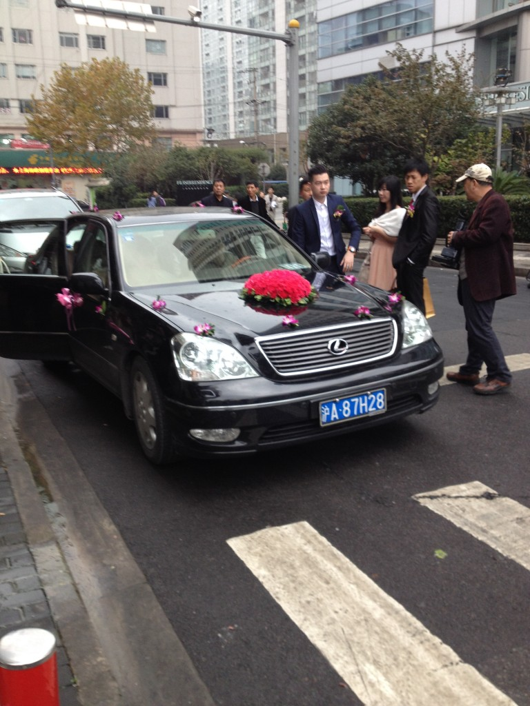 Chinese limousine