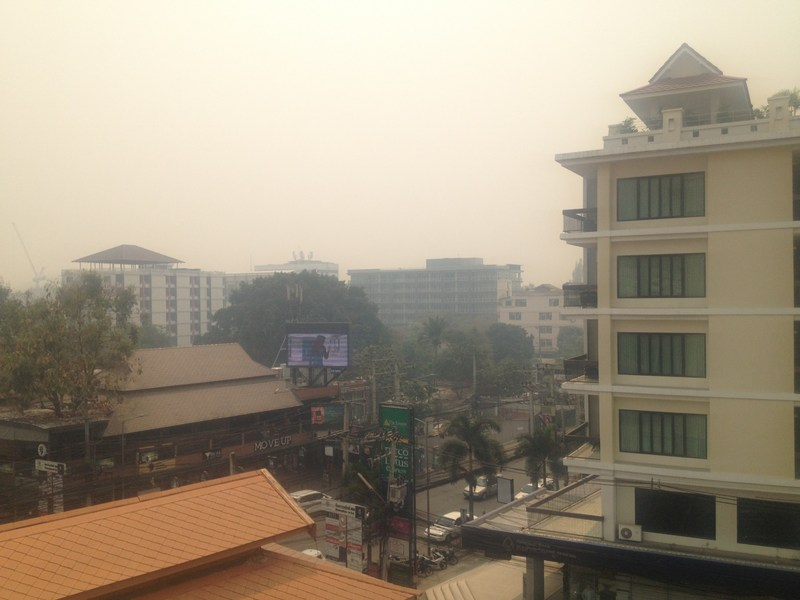 chiang mai burning season
