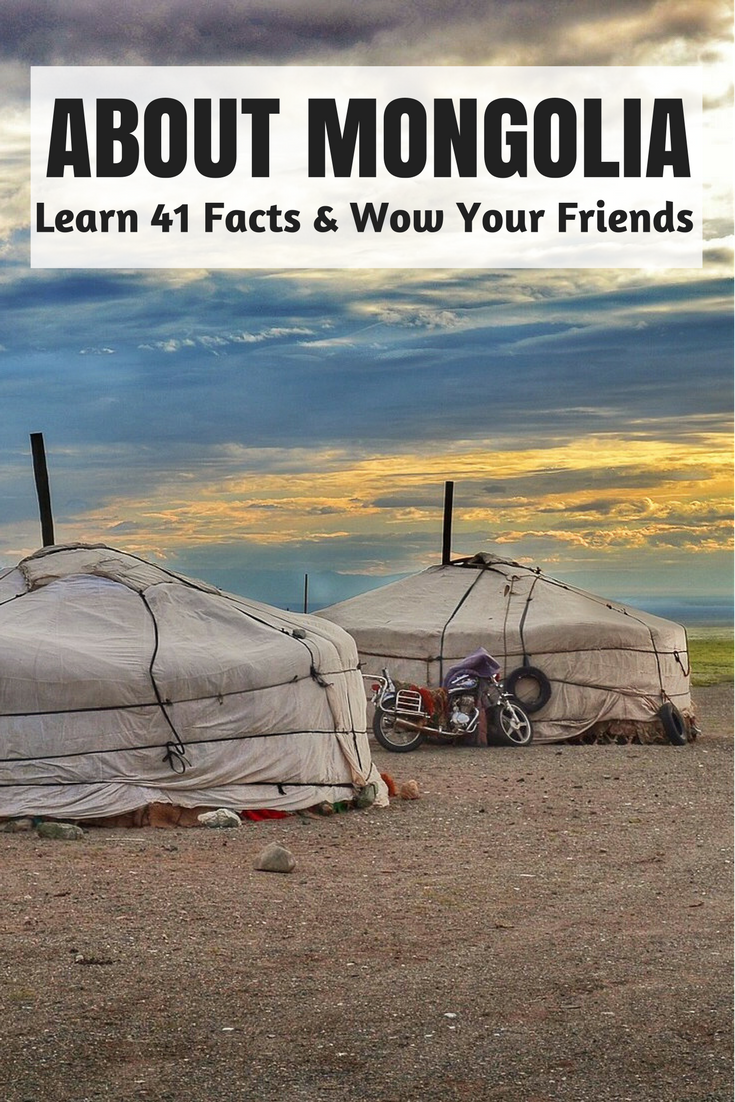 fun facts to learn about mongolia and their nomads