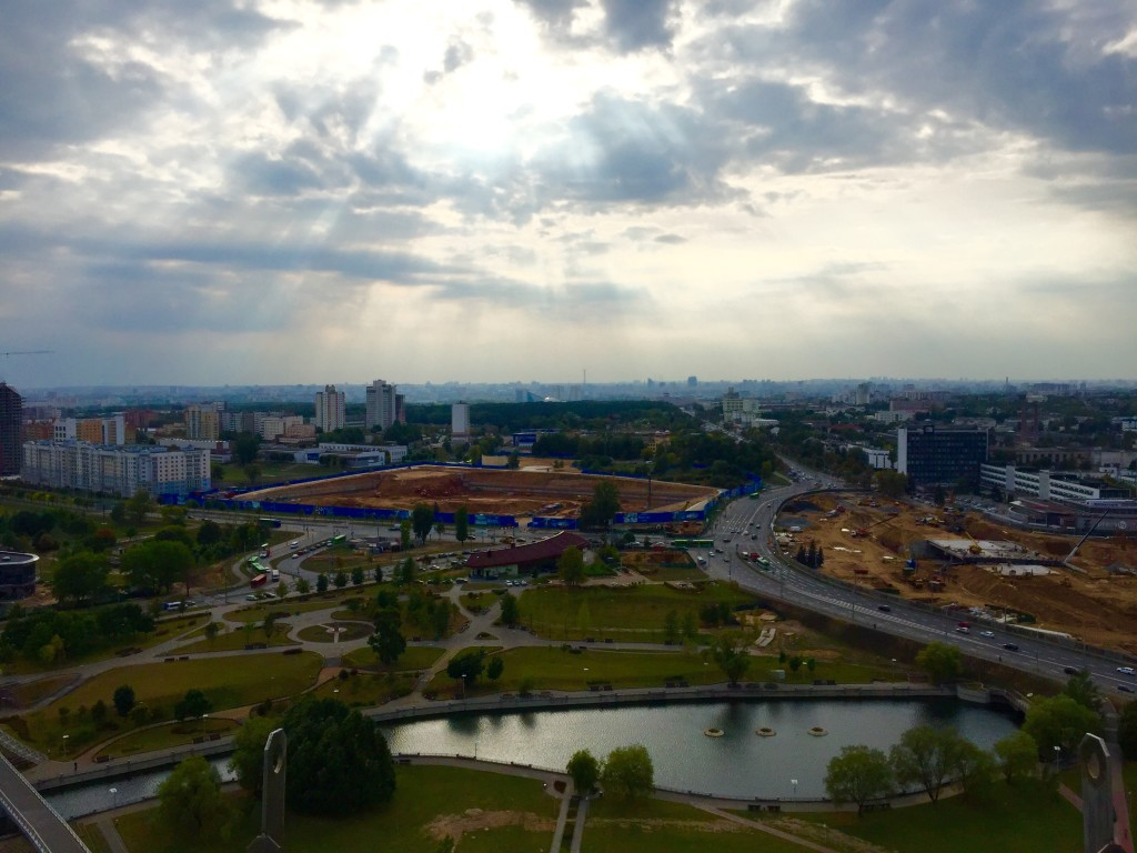 Best View of Minsk