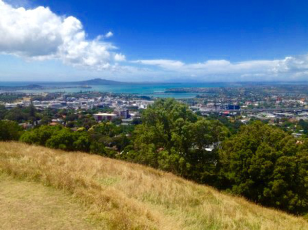 coast to coast walk auckland