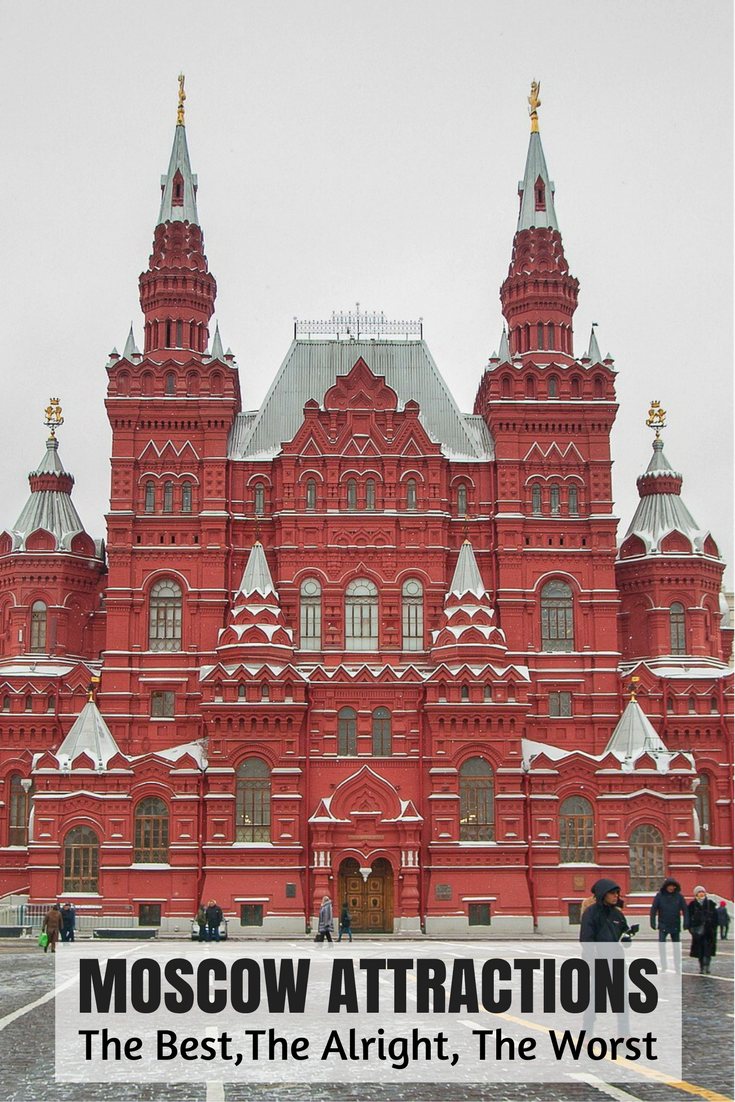 the best things to do in moscow ranked