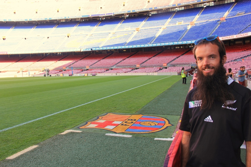 camp nou photo
