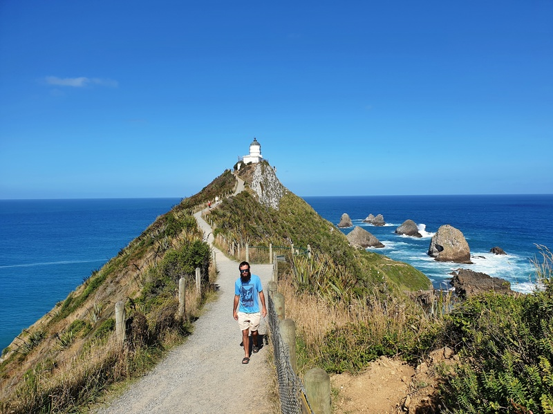 cliche nugget point