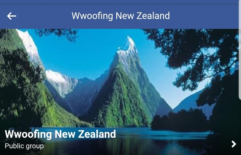 facebook group for travellers to new zealand