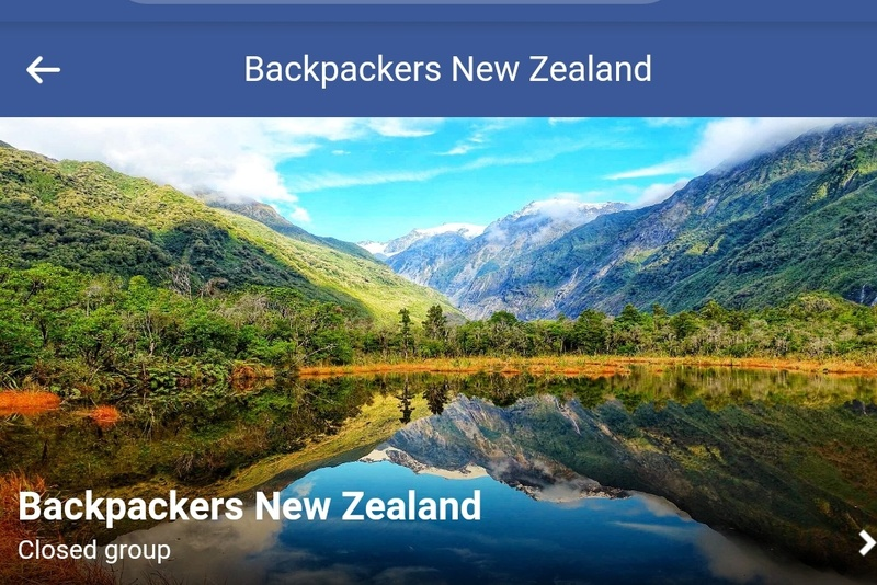 nz travel facebook group