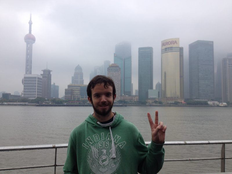 24 Hours In Shanghai, China