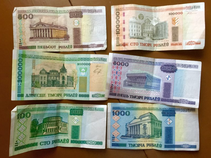 Belarusian Currency