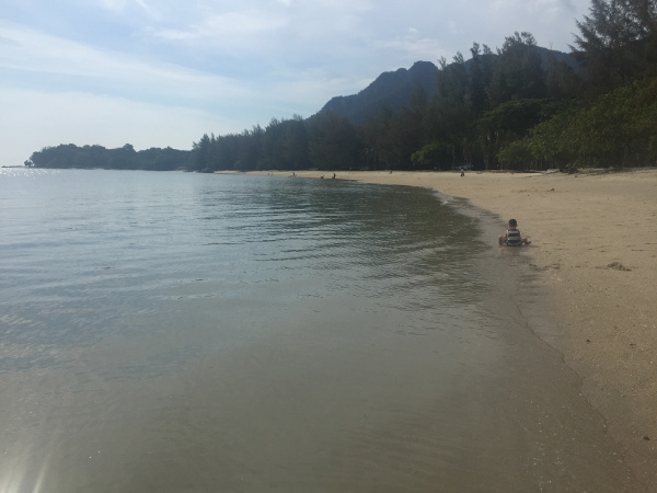 nicest beaches in langkawi