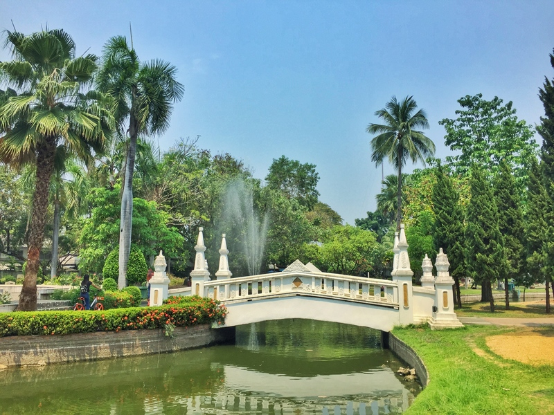 park in chiang mai