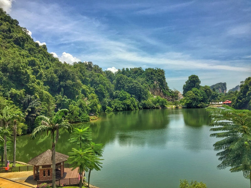 gunung lake ipoh