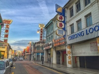 streets in penang