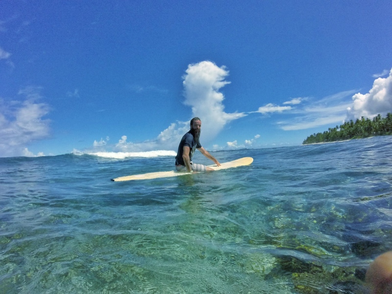 surfing in pacifico siargao philippines