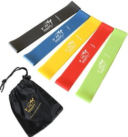buy resistance bands for travel workouts
