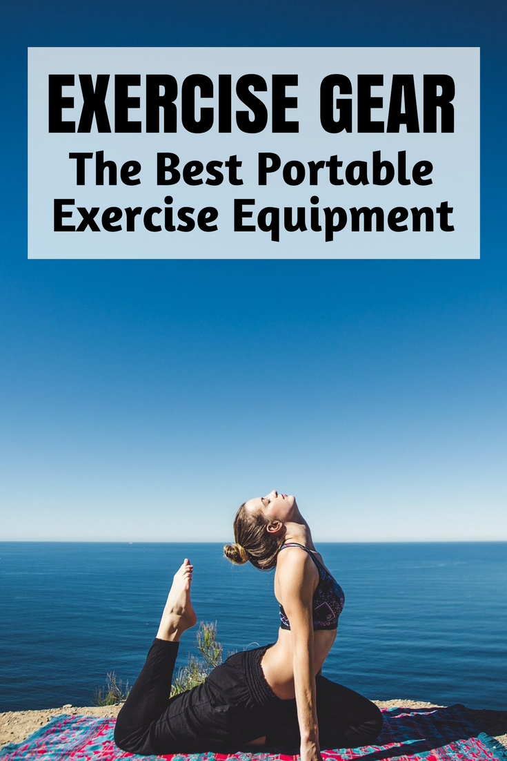 portable exercise equipment for travel