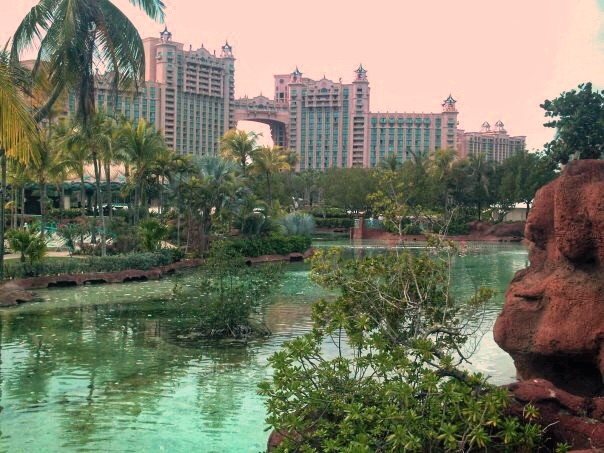 atlantis resort views
