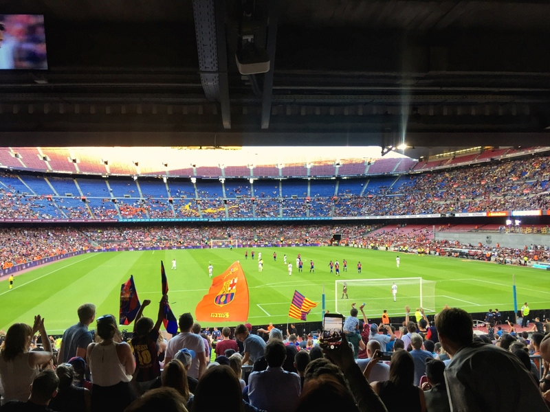 Camp Nou Tour Review: My Experience At The Club Thats More Than A C...