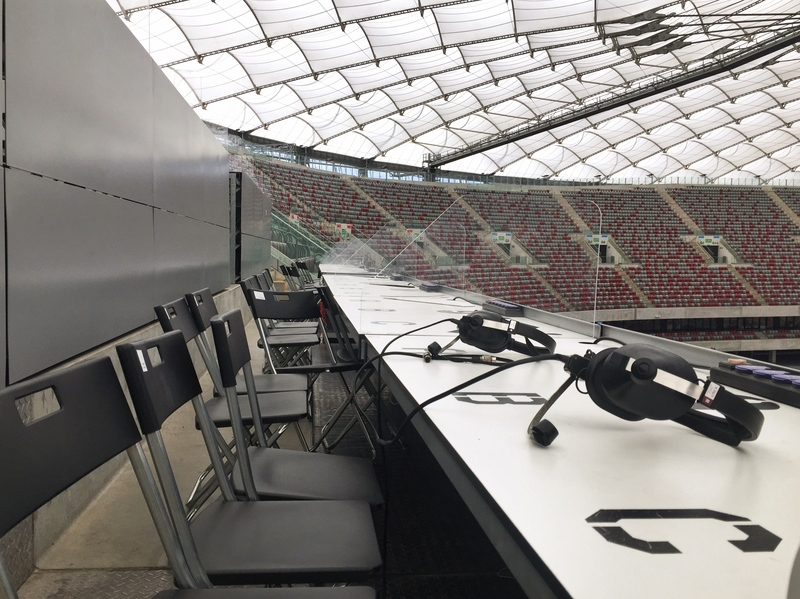 commentators tribune warsaw