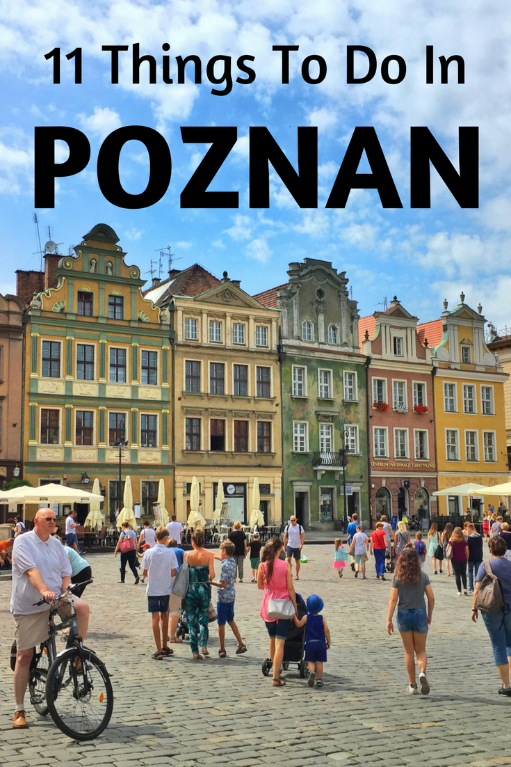 things to do in poznan poland