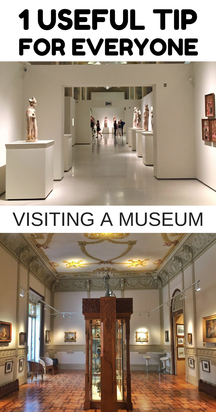 tips for visiting a museum