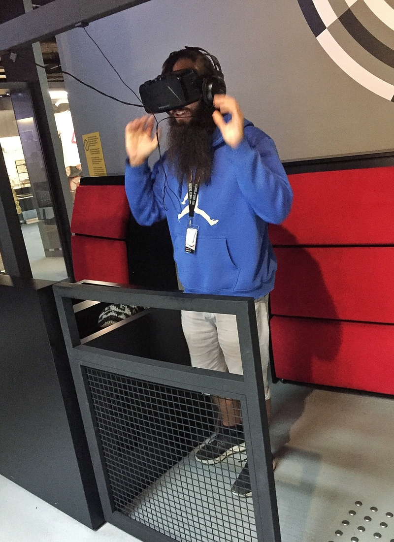 vr at besiktas museum