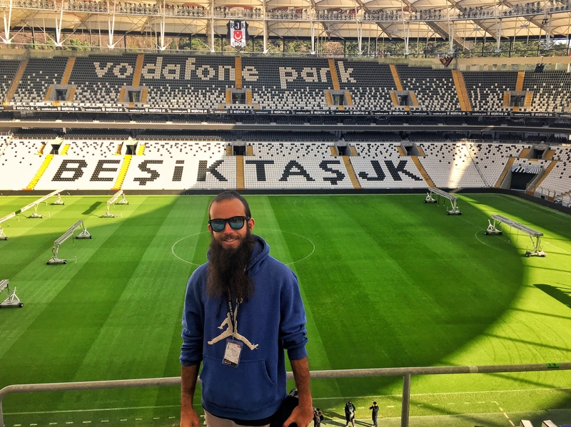 me at besiktas