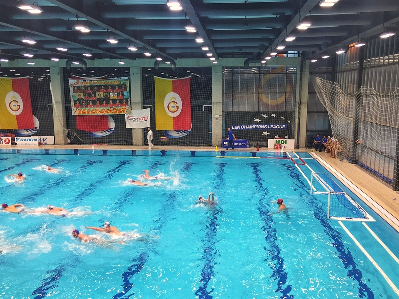 water polo in istanbul