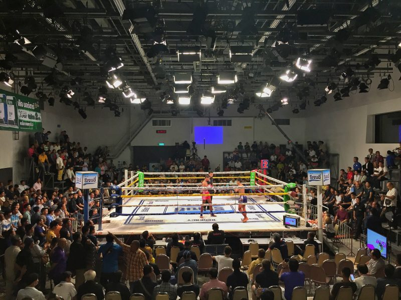 where to watch muay thai in bangkok for free