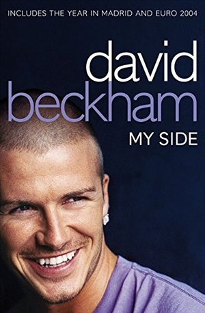 cover of david beckham my side book