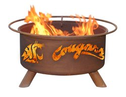 football fire pit