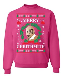 mike tyson ugly sweater