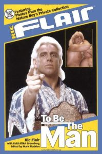ric flair to be the man book