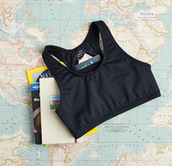 travel sports bra