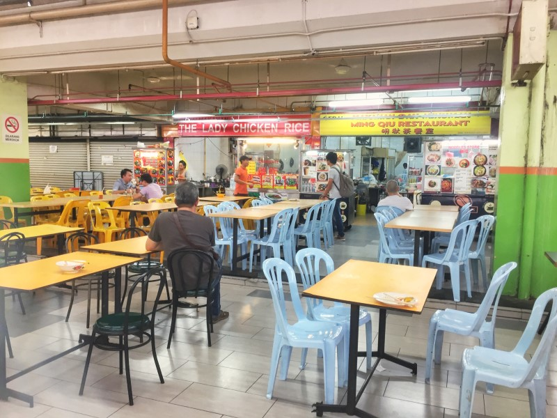 sungei wang plaza food court