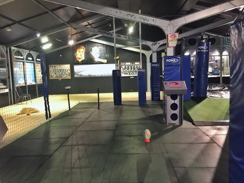 new zealand rugby museum interactive area