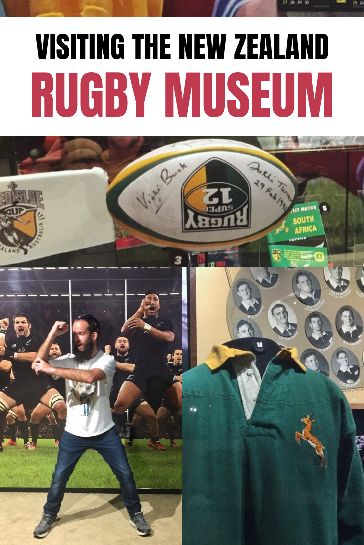 new zealand rugby museum pin