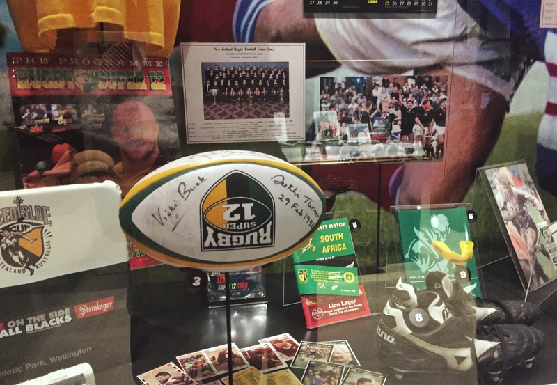 rugby museum palmerston north