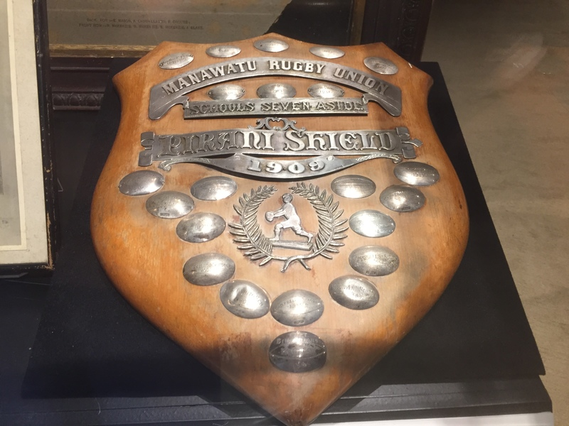 rugby shield