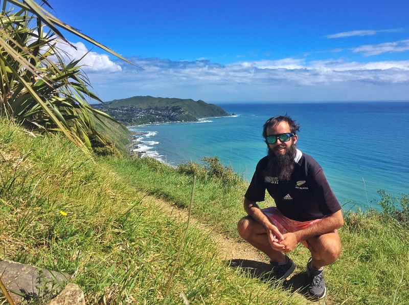 day trips from wellington includes the paekakariki escarpment track