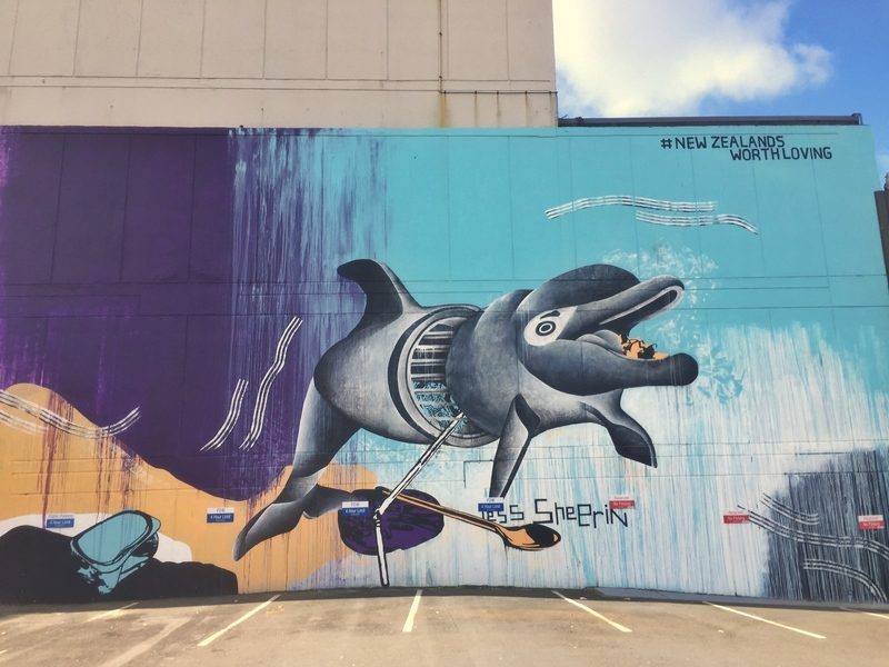 wellington street art